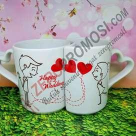 Souvenir Mug Couple