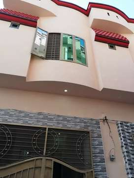2.5 Marla brand new double story house Sui gas road Gujranwala