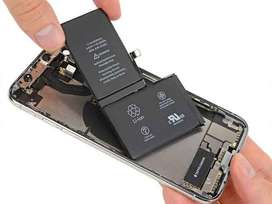 iphone x battery mobile ma fit kr ka do ga with home divery service