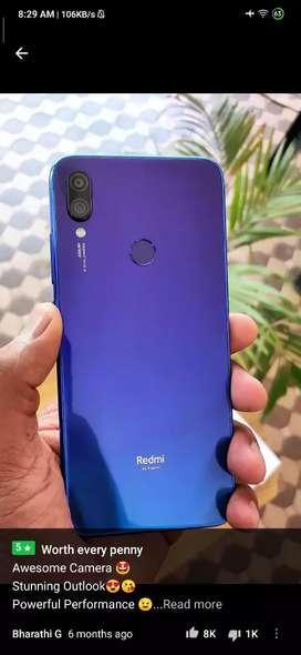 Redmi not 7 pro.. 48 mp Ai camera