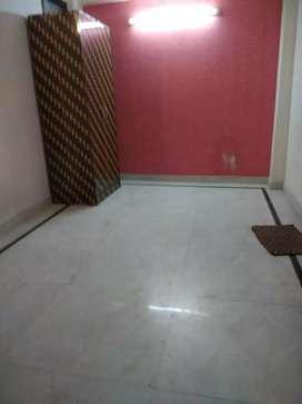 1 room kitchen builder floor located in saket
