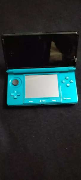 Nintendo 3Ds (contact on phone number only)