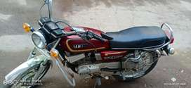 yamaha 135 4 speed original