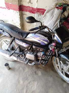 A bike in good condition
