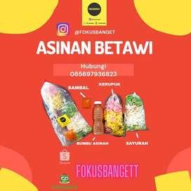 ASINAN BETAWI by FOKUSBANGET