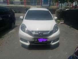 Honda mobilio E cvt 1.5 AT
