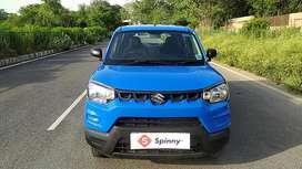 Maruti Suzuki S-Presso VXI, 2020, Petrol