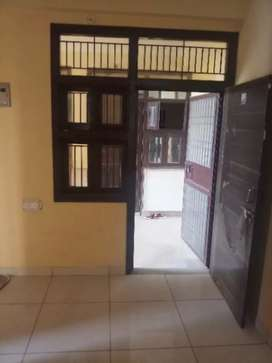 1BHK Builder Flat with Balcony Close to Metro Station