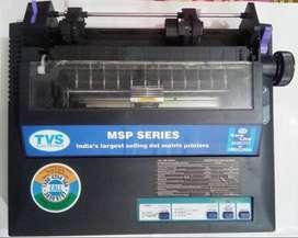 TVS MSP 240 Classic Plus Dotmatrix Printer