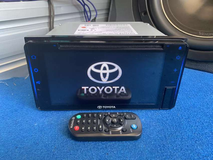 Head unit Ori Toyota Calya 2020