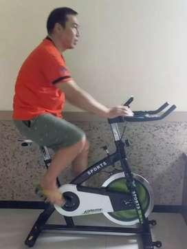 Alat olahraga baru ready stok sepeda olahraga