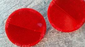 Lampu mata kucing/ Reflektor Bemper belakang Toyota Veloz