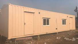 moveable office container/house containers