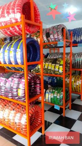 Supermarket Ban Sepeda Motor