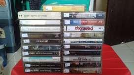 kaset pita koleksi pribadi