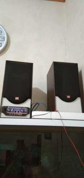 Speaker aktif subsoofer mantabs