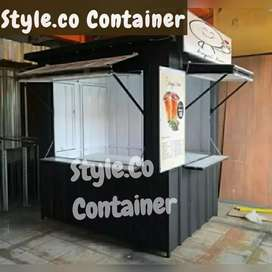 BIG SALE TAHUN BARU   BOOTH CONTAINER CUSTOM   CONTAINER USAHA   BOOTH