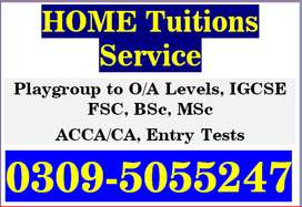All RWP Areas.& BAHRIA/DHA/Askaries.PWD.HOME Tutors Are Available.