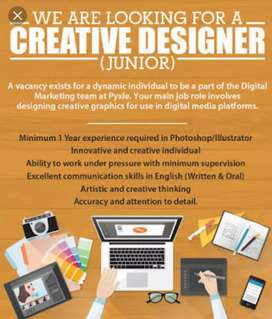 Creative Designer Work From Home