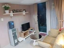 Disewakan apartemen furnish 3kt di Springhill Terrace - Kemayoran