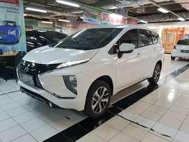 Xpander Exceed AT 2019 km4rb Sama kaya beli baru gres