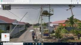 Disewakan Rumah di Parit Mukhsin, Pontianak