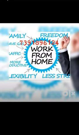 Genuine online data entry work from home!!