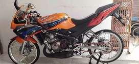 Kawasaki Ninja 150 RR / KRR Old