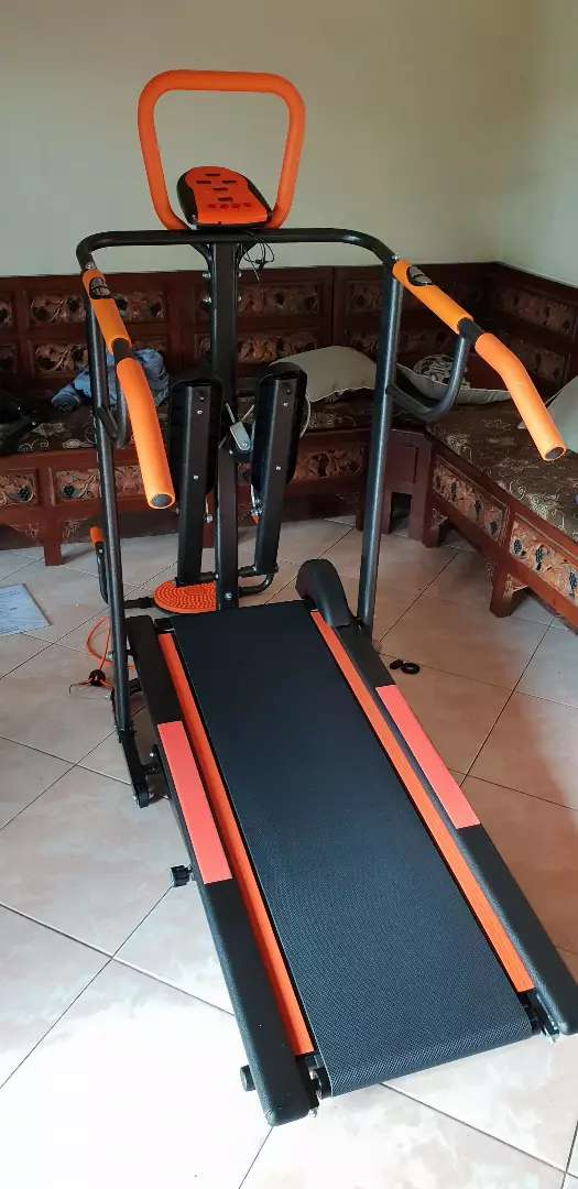 Treadmill manual 6f harga special 0