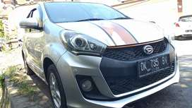 New Sirion 2015 manual silver