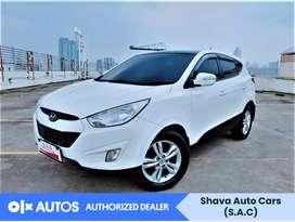[OLX Autos] Hyundai Tuscon 2012 GLS 2.0 Bensin Putih #Shava