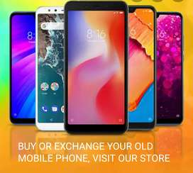 BUY OR EXCHANGE YOUR OLD MOBILE PHONE, VISIT OUR STORE AT ROORKEE
