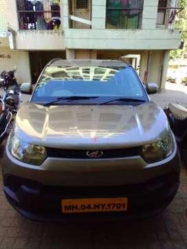 Car available Mahindra kuv 100