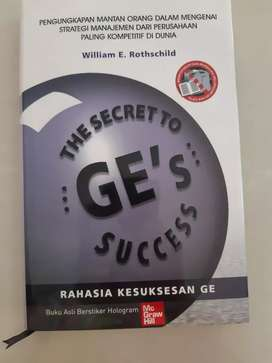 Buku The Secret to GE's Success