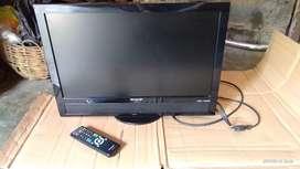 TV L E D Sharp aquos gress bgt