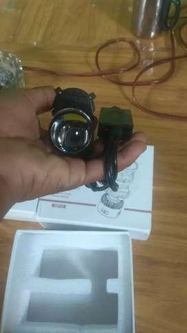 RTD LED lampu sepeda motor