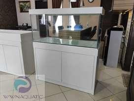 Aquarium Cabinet Set 120cm