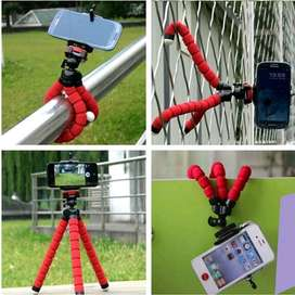 Tripod mini Spider gorila Flexibel Pod + Holder U