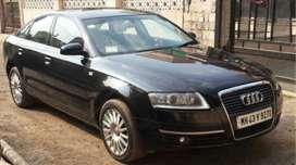 Audi A6 2.8 FSI, Phantom Black.