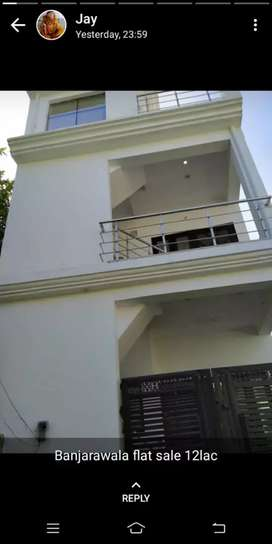 Sahasdhara road tapovan enclave New bana rahe hai loan suvida 80%