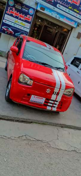 Bank Leased Suzuki Alto Japnease Manual Transmission