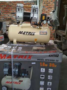 kompresor OFS1000-30 MAtrix 1,5hp 30L