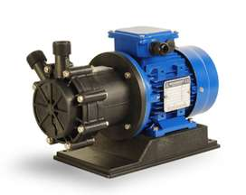 Mag-drive turbine motor pumps. For corrosive and dangerous liquids