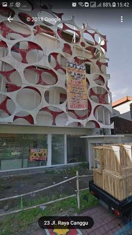245. Dijual Murah dan Ciamik View Sangat Indah Hotel di Jl Canggu Bali