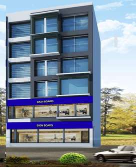 2 Bed Apartment for Sale next to Eiffel Tower Bahria Town Lahore
