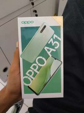 Oppo A31 4gb Hijau Danau ( lake )