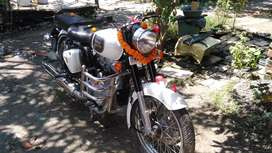 New condition of Classic 350(Milky White)