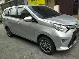 Toyota Calya G manual 2019 original cat