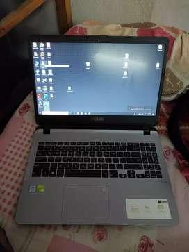 Asus i5,8th generation,model-X507UF-EJ092T grey
