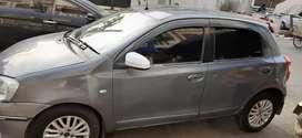 Etios liva 2014 new condition